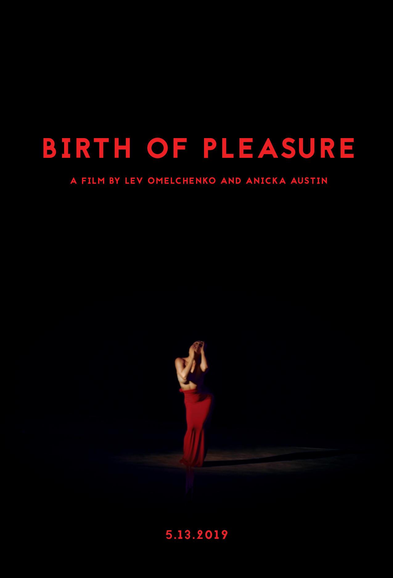birth of pleasure