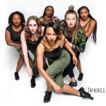 "Dance Canvas presents The Tap Rebels, ""Conversations In Tap"""