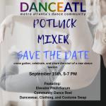 DanceATL Potluck Mixer