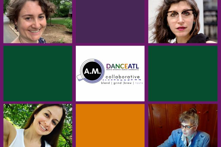 A.M. Collaborative 2021-22 Artists